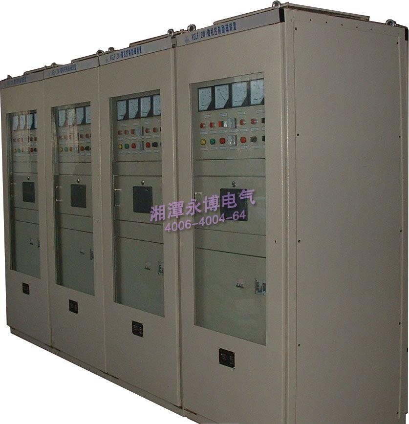 微机控制同步电机励磁装置